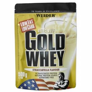 WEIDER Gold Whey vanilla sáček 500 g