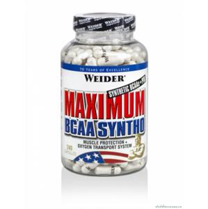 WEIDER Maximum BCAA Syntho 240 kapslí