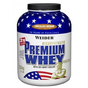 WEIDER Premium Whey fresh-banana 2300 g