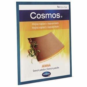 Cosmos Hřejivá náplast s kapsaicinem jemná 12,5x15 cm 1 ks