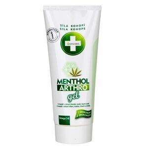 Annabis Menthol Arthro Gel konopné mazání 200 ml