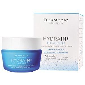 Dermedic Hydrain3 Hialuro Hluboce hydratační krém 50g