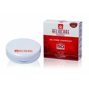 Heliocare Kompaktní Make-Up odstín Brown SPF 50 10 g