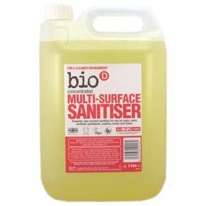 Bio d Čistič na různé druhy povrchů s dezinfekcí náhradní kanystr 5 l