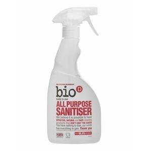 Bio d Univerzální čistič s dezinfekcí rozprašovač 500 ml
