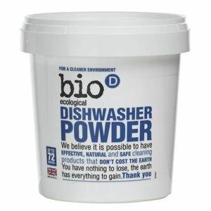 Bio d Prášek do myčky nádobí dóza 720 g