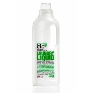 Bio d Tekutý prací gel s vůní jalovce+mořské řasy 1 l