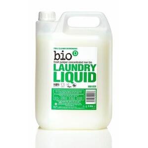 Bio d Tekutý prací gel s vůní jalovce a mořské řasy náhradní kanystr 5 l