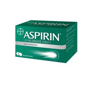 Aspirin 500 mg 80 tablet