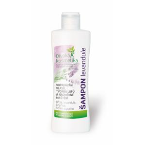 Divoká kosmetika Šampon levandule 200 ml