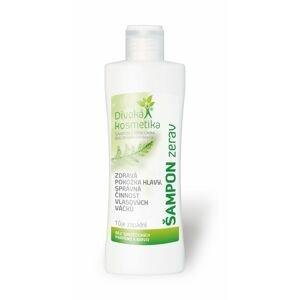 Divoká kosmetika Šampon zerav 200 ml