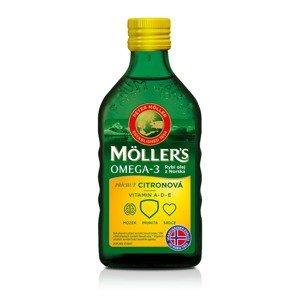 Mollers Omega 3 Citron 250 ml