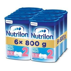 Nutrilon 2 Good Night 6x800 g