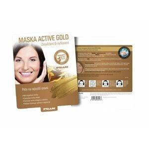 Ipsum prestige Maska ACTIVE GOLD Zesvětlení a vyhlazení 25 g
