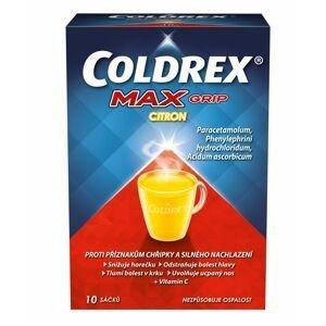 Coldrex MAXGRIP CITRON 10 sáčků