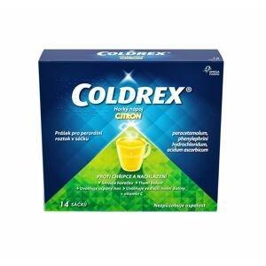 Coldrex CITRON Horký nápoj 14 sáčků