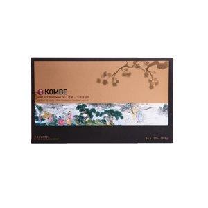 Kombe Korejský ženšenový čaj 100 sáčků