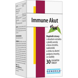 Generica Immune Akut 30 tablet