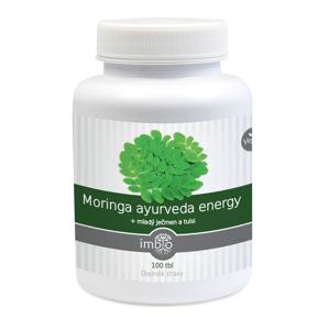 Imbio Moringa ayurveda energy 100 tablet
