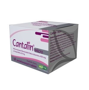 Cantalin micro 96 tablet