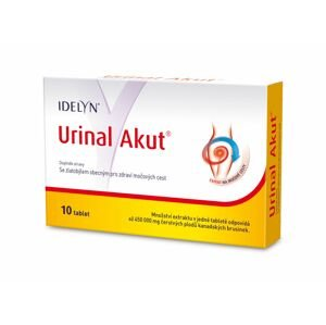 Idelyn Urinal Akut 10 tablet