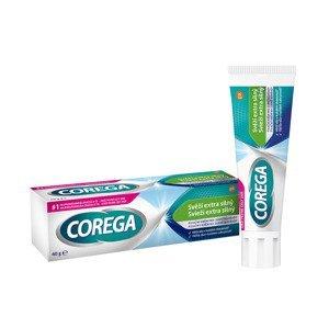 Corega Svěží extra silný fixační krém 40 g