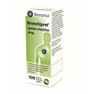 Bronchipret tymián a břečťan sirup 100 ml