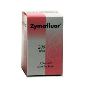 Zymafluor 0,25 mg 200 tablet