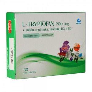 L-TRYPTOFAN 200 mg + šafrán + mučenka 30 tobolek