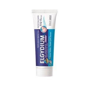 ELGYDIUM Junior Zubní pasta se žvýkačkovou příchutí 50 ml