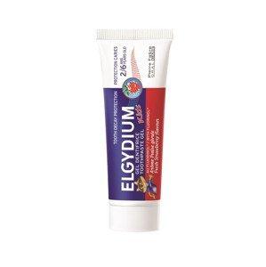 ELGYDIUM Kids Zubní pasta s jahodovou příchutí 50 ml