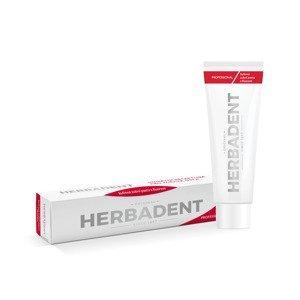 Herbadent Professional Bylinná zubní pasta s fluorem 100 g