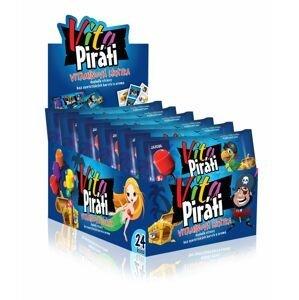 Biotter VitaPiráti vitamínová lízátka 24 ks