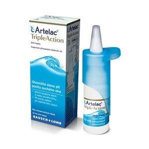 Artelac TripleAction oční kapky 10 ml