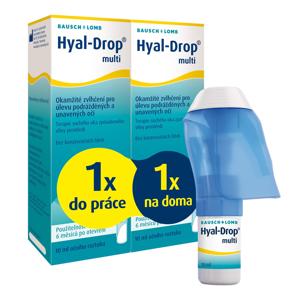 Hyal-Drop multi speciální balení 2x10 ml