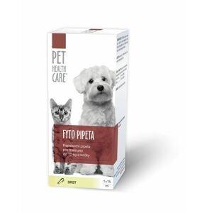 Pet health care Fytopipeta pes 10 kg kočka 1x15 ml