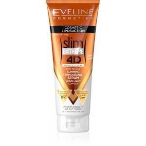 Eveline SLIM EXTREME 4D Liposuction intenzivně zeštíhlující sérum s chladivým účinkem 250 ml
