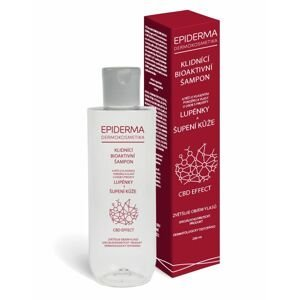 Epiderma Bioaktivní CBD šampon při lupénce 200 ml