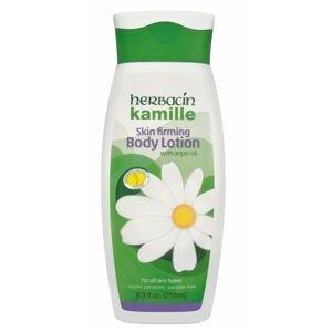 Herbacin Kamille tělové mléko zpevňující 250 ml