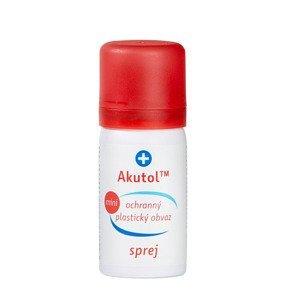 Akutol Ochranný plastický obvaz mini sprej 35 ml