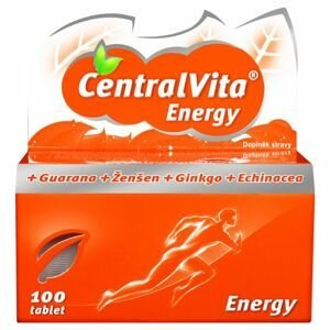 VitaHarmony CentralVita Energy 100 tablet