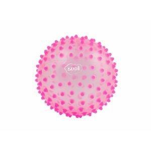 Ludi Senzorický míček 1 ks růžový