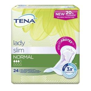Tena Lady Slim Normal inkontinenční vložky 24 ks