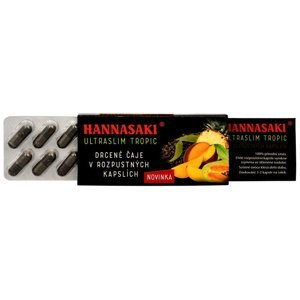 Hannasaki Ultraslim Tropic cestovní balení 10 kapslí