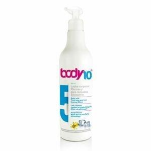 Diet esthetic Body10 Tělové mléko na unavené nohy a oteklé nohy 500 ml