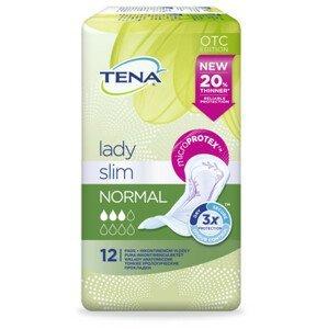 Tena Lady Slim Normal inkontinenční vložky 12 ks