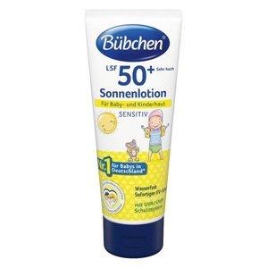 Bübchen Sensitive Opalovací mléko OF50+ 100 ml