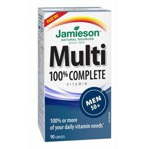 Jamieson Multi COMPLETE pro muže 50+ 90 tablet