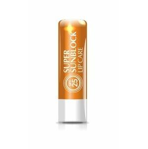 Biotter Super Sunblock Lip Care SPF25 balzám na rty 4,9 g