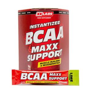 Xxlabs BCAA Maxx Support příchuť limetka 310 g/30 sáčků